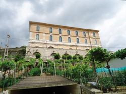 Palazzo ex Fabbrica, Museo e Teatro