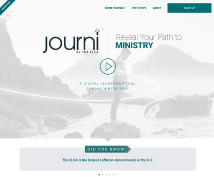 Journi Website