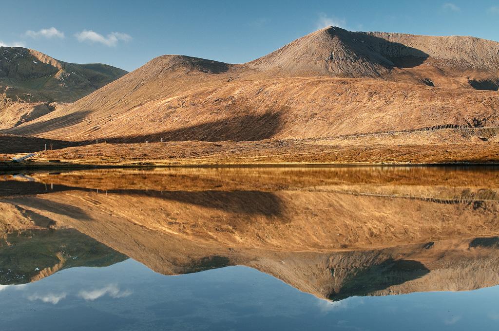 Loch Ainort Reflection 1