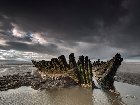 Berrow Sands Wreck