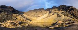 Rainbow over the Ridge