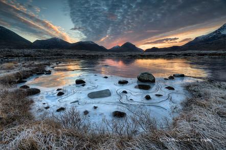 Loch Caol Ice
