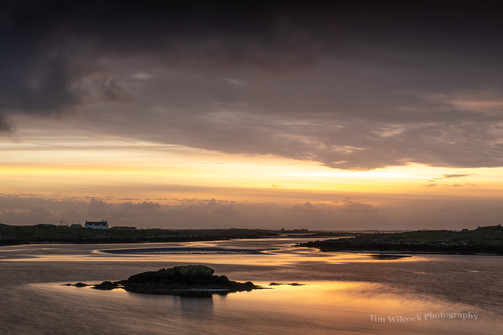 Sunset Rivers