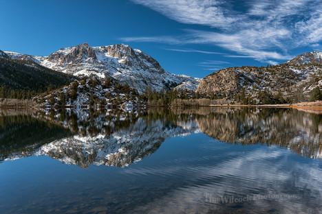 Gull Lake Reflections