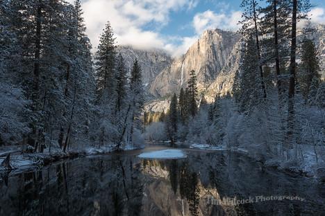 Yosemite Falls View #2