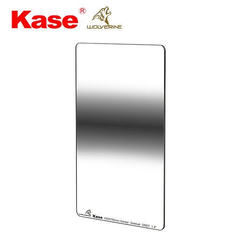 Kase Wolverine 4 stop Central Graduated Filter