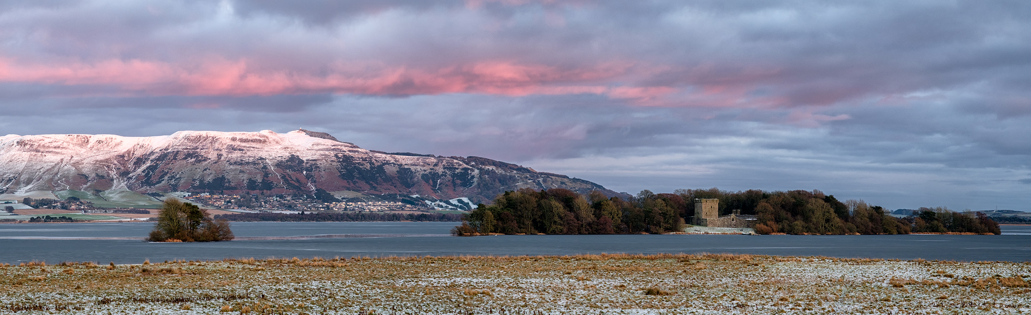 Bishops Hill & Loch Leven Castle #01