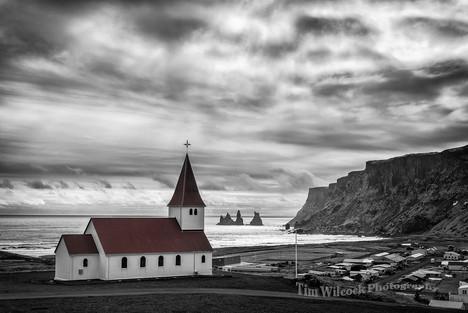 Vik Church #1