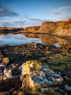 Loch Dunvegan Reflections