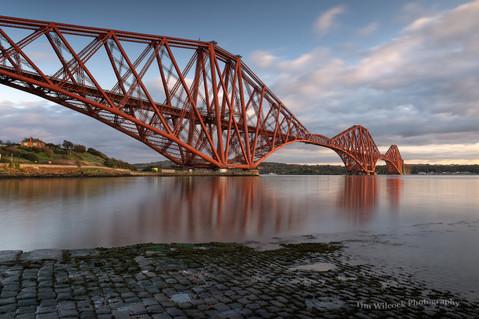Forth Rail Bridge #002
