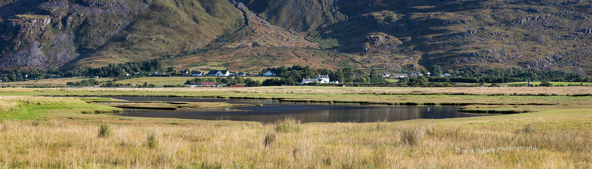 Torridon Village Panorama