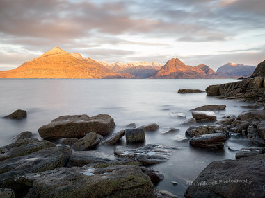 Cuillin Sunrise