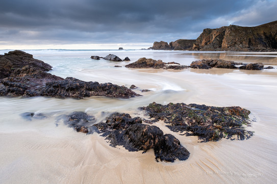 Low Atlantic Tide #2
