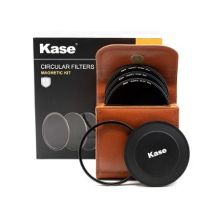 Kase Wolverine Magnetic circular filters 82mm 4 piece kit