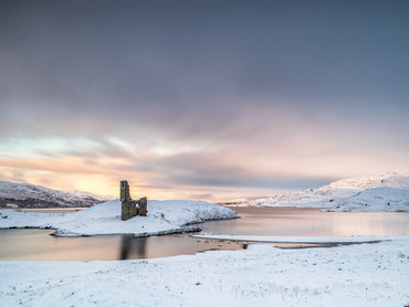 Ardvreck Dawn Colour