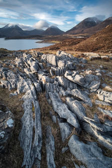 Limestone and Granite