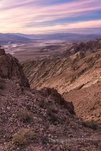 On High at Death Valley