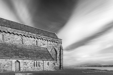 Wings of Iona Abbey