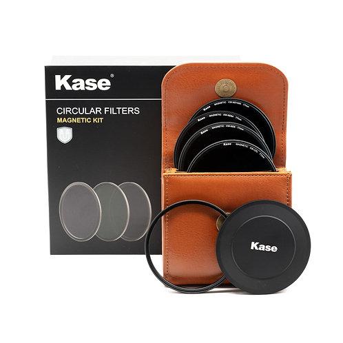 Kase Wolverine Magnetic circular filters 77mm 5 piece kit