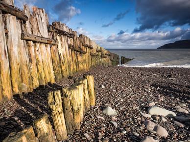 Porlock Weir Sea Defence