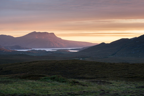 Assynt Sunset Spectacle