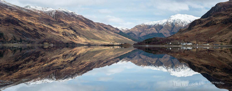 Loch Duich Reflections