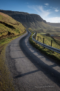 Balmeanach cliffs