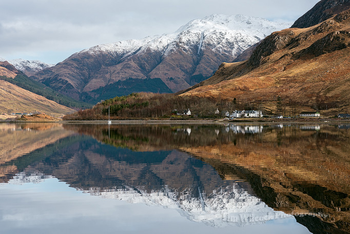 Kintail Reflections
