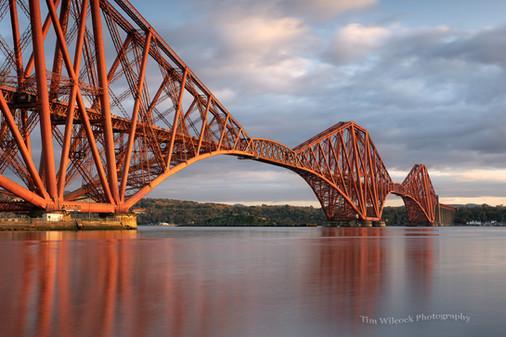 Forth Rail Bridge #003