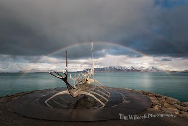 Sun Voyager Rainbow