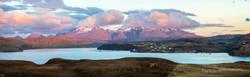 Sunset Cuillin Panorama