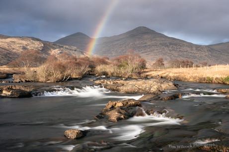Coladoir river falls