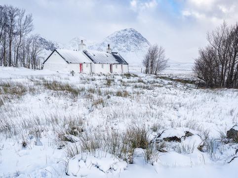 Blackrock Cottage white-out #1