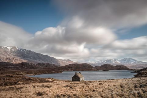 Loch Stack Bothy