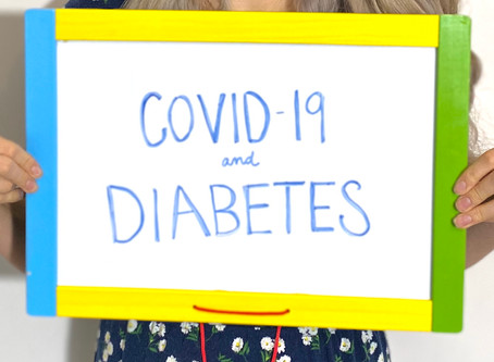 How to Stay Safe with Type 1 Diabetes and COVID-19