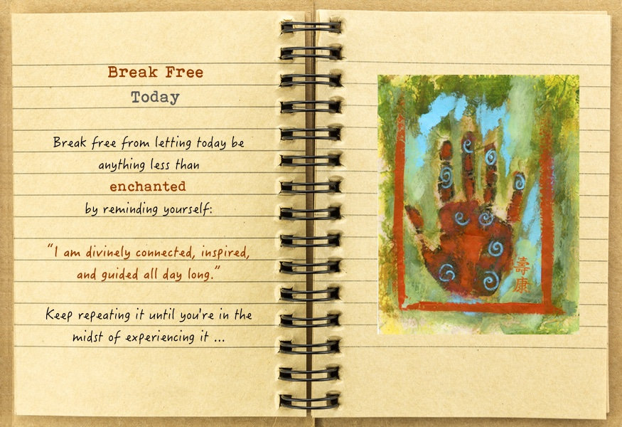 Break Free and Get Enchanted