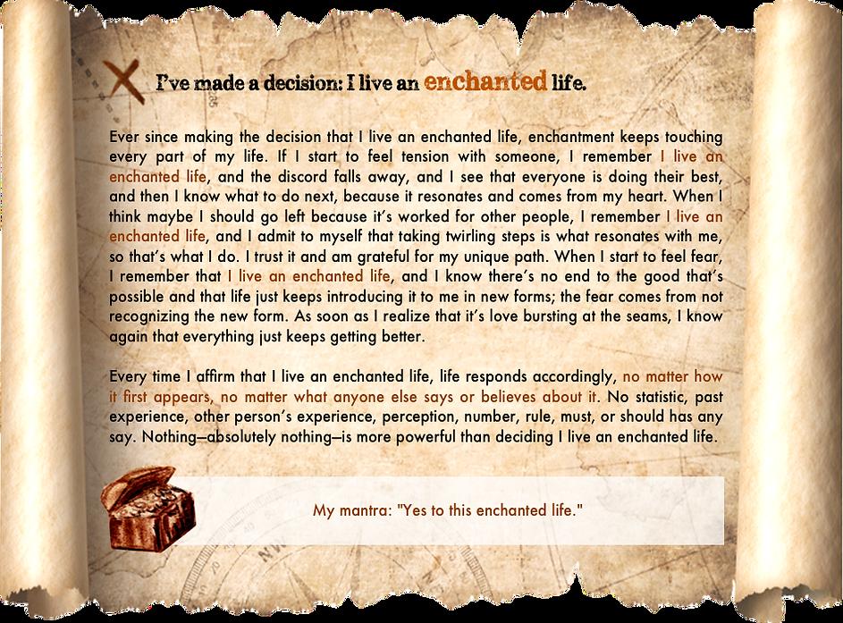 Treasure Map_I-made-a-decision-enchanted