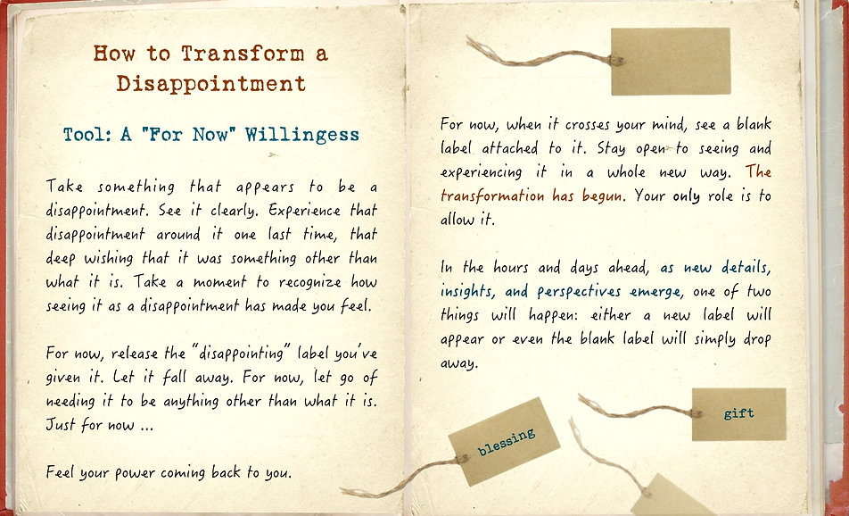 empowerment_diary_tranform-a-disappointment