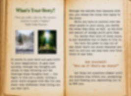 What is your story? Cool Pages. Love the story you're living, no matter what page you're on.