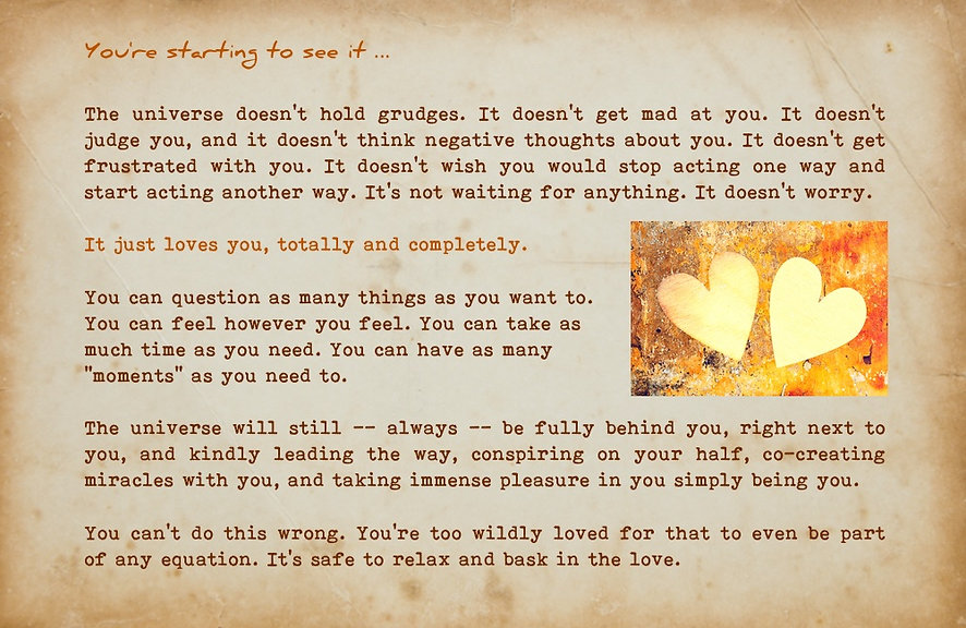 Message in a Bottle 31. Exciting predictions about you have shown up. Check them out.