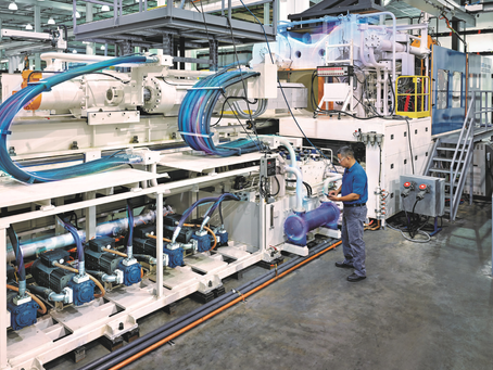 Driving the Digital Revolution with Hydraulic Fluids