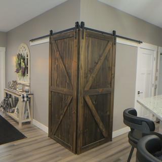 Customized Barn Home