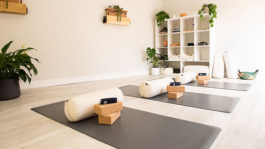 Yoga studio and wellness space in North London