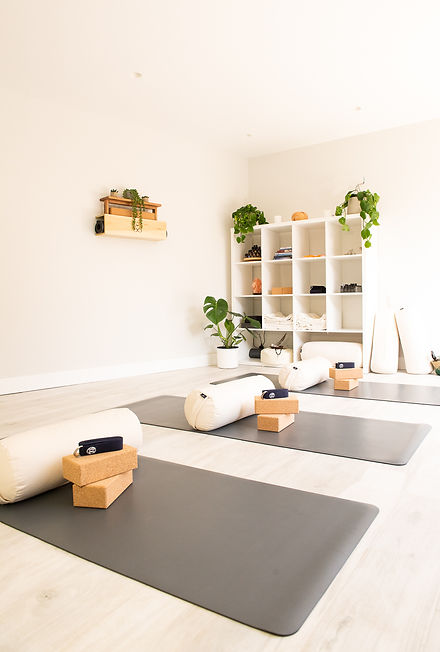 Flow yoga Enfield