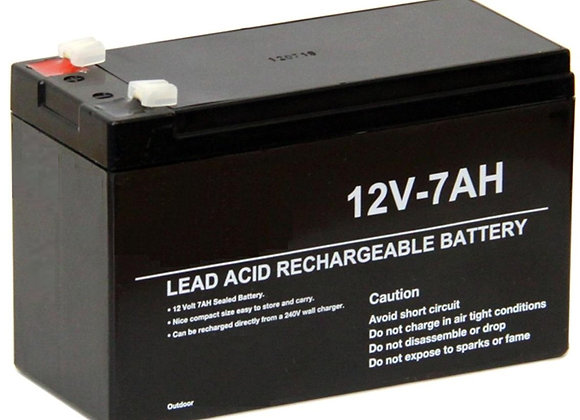 Lead Acid Battery 12V 7AH