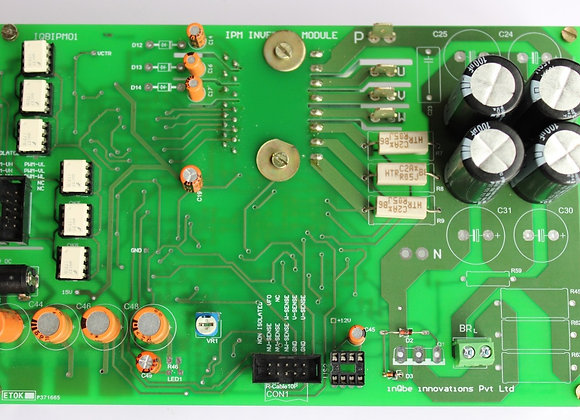 Three phase inverter board