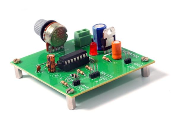 PWM Pulse Generator Board