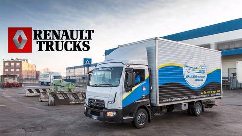 Reanault Trucks