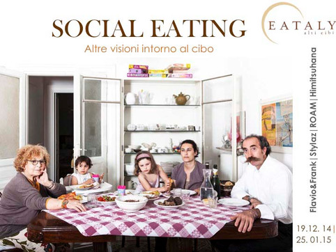 """Social eating"" for Eataly"