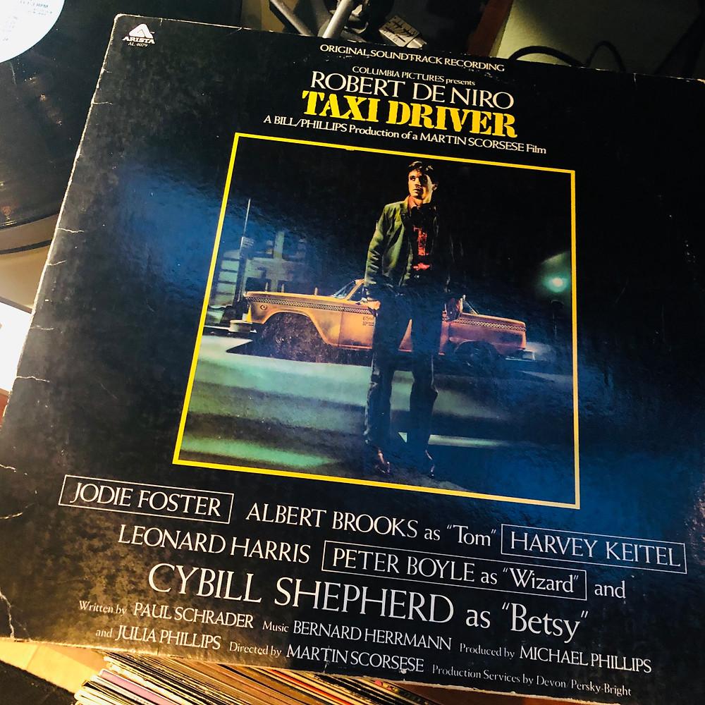 taxi driver soundtrack